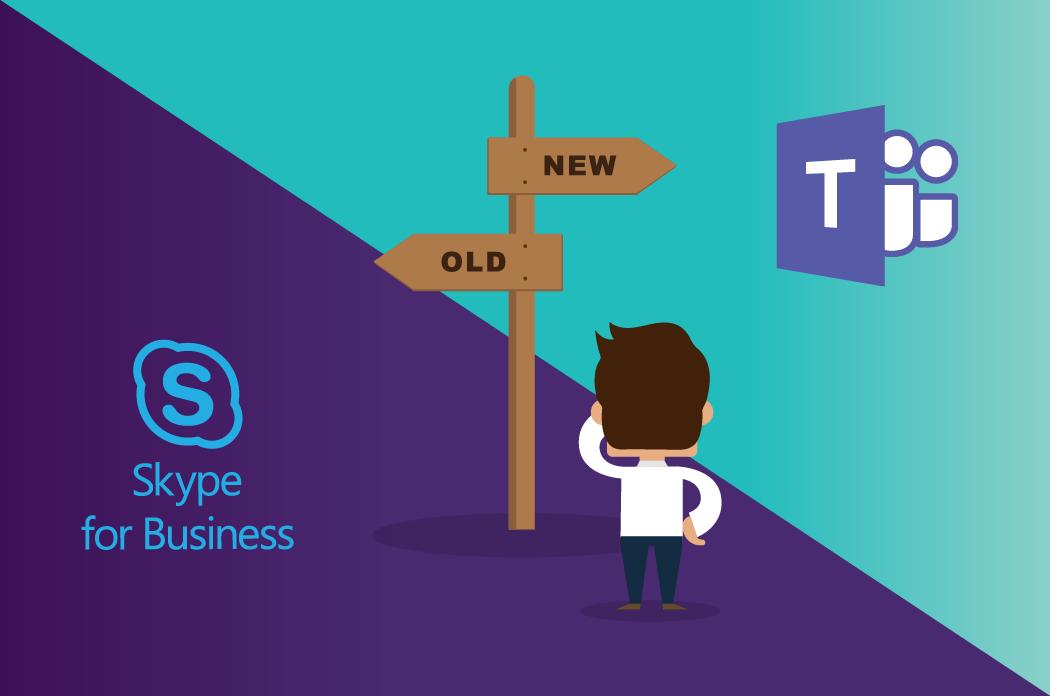 Skype for Business is Retiring