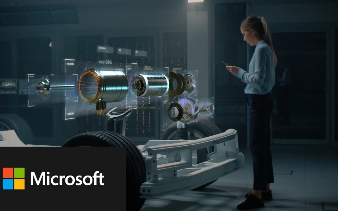 Manufacturing a better future with Microsoft