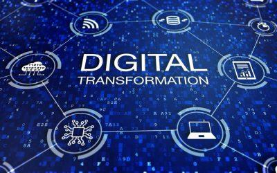 6 Integral Parts of Digital Transformation